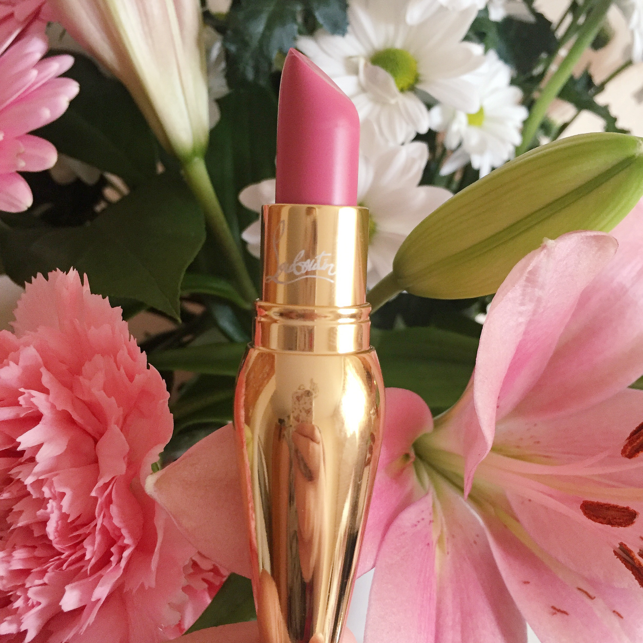 Christian Louboutin Lipstick In Bikini Swatches And Review